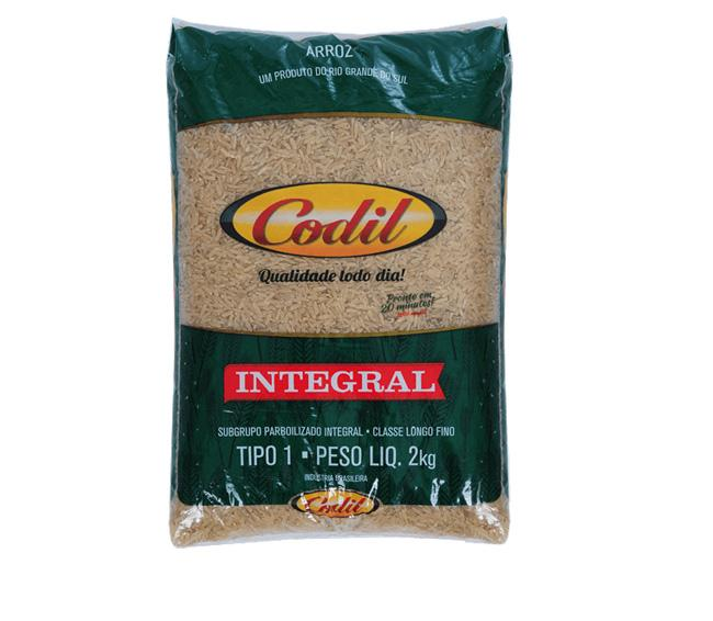 Arroz Codil Integral